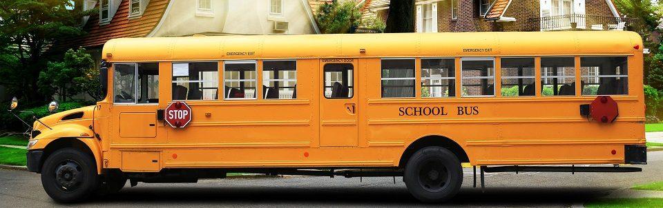 De scholen zijn weer begonnen! (Leerlingenvervoer)