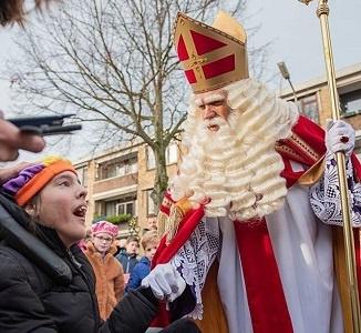 Elin haar 10e Sinterklaas intocht